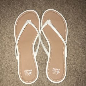 Montego beach flip flops